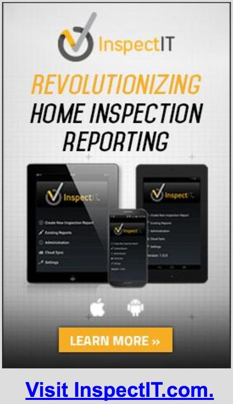 InspectIT Home Inspection Reporting.