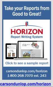 Take your reports from good to great. Horizon Report Writing System.