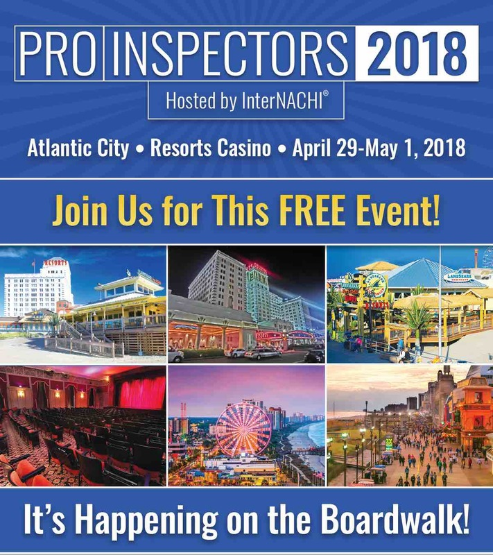 Free Home Inspectors Convention