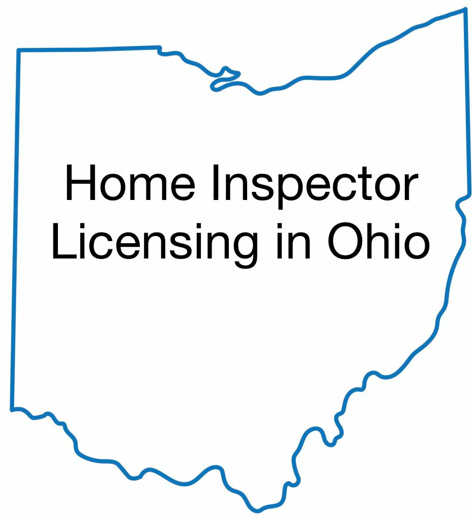Click here for Ohio licensing.