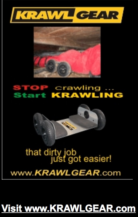KrawlGear. Stop crawling and start KRAWLING.