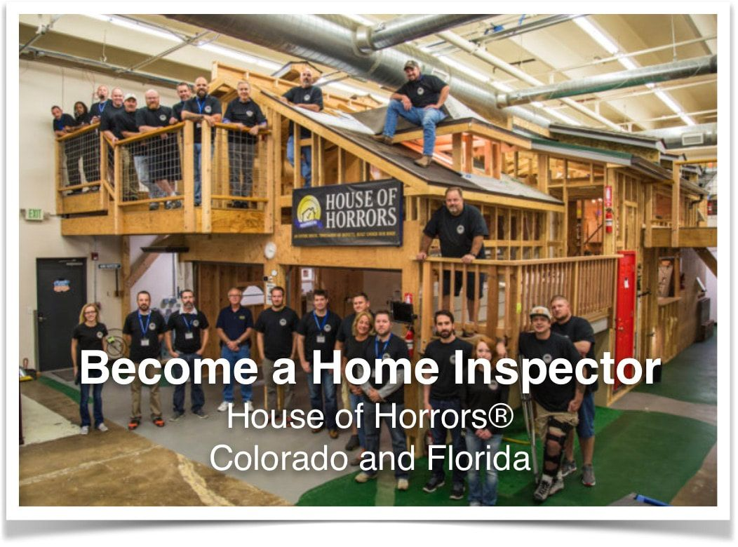 Become a Home Inspector Training Class