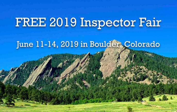 The Only Free Home Inspector Convention