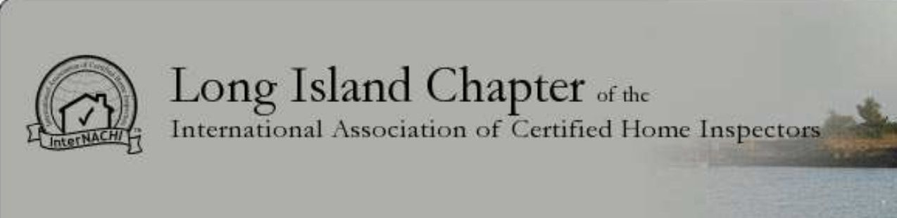 Home Inspector Chapter Long Island New York