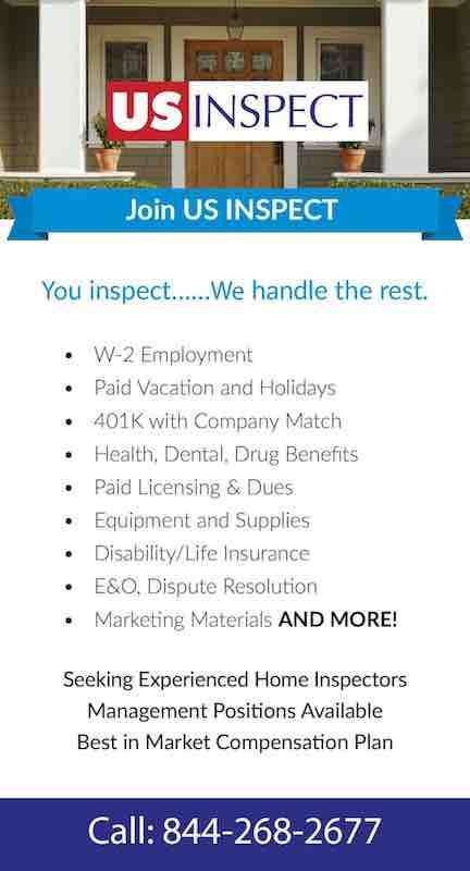 US INSPECT. You inspect. We handle the rest.